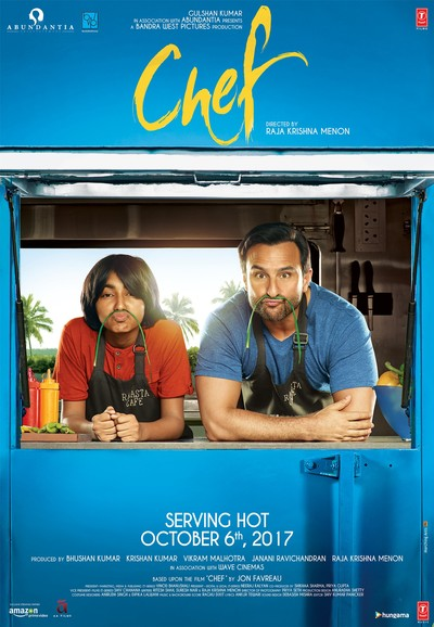Chef  - Hindi film | myfoodistry
