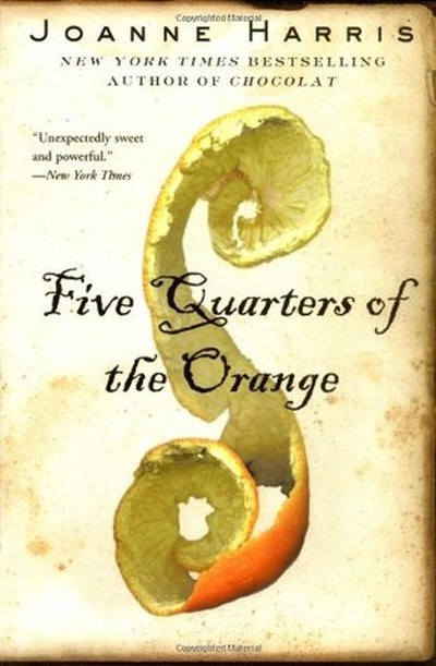 myfoodistry - traditional cooking and modern inspiration - imagine - literature - five quarters of the orange