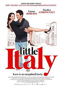 myfoodistry - traditional cooking and modern inspiration - imagine - feature films - Little Italy
