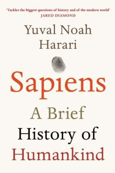 Sapiens : A Brief History of Humankind | myfoodistry