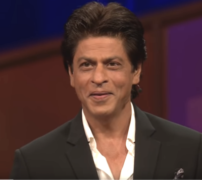 Thoughts on humanity, fame and love : Shah Rukh Khan | myfoodistry