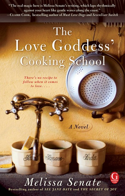 myfoodistry - traditional cooking and modern inspiration - imagine - literature - The Love Goddess' Cooking School