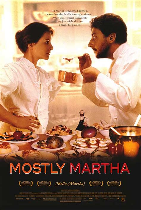 myfoodistry - traditional cooking and modern inspirations - imagine - feature film - mostly martha