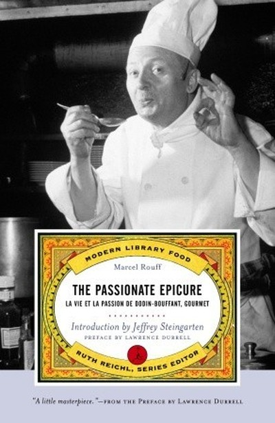 myfoodistry - traditional cooking and modern inspiration - imagine - literature - the passionate epicure