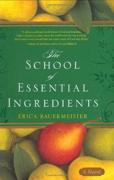 myfoodistry - traditional cooking and modern inspiration - imagine - literature - the school of essential ingredients
