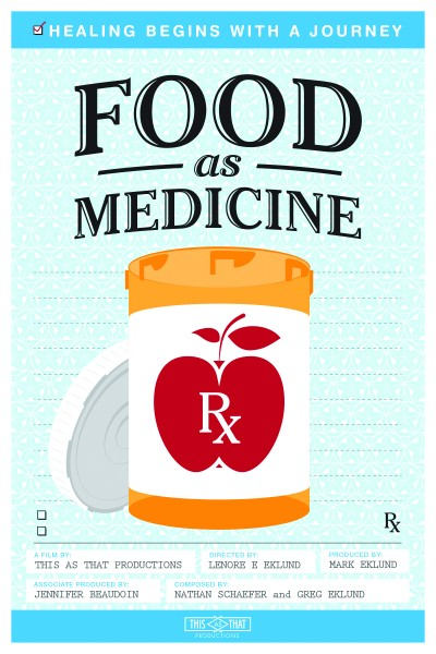 Food As Medicine | myfoodistry