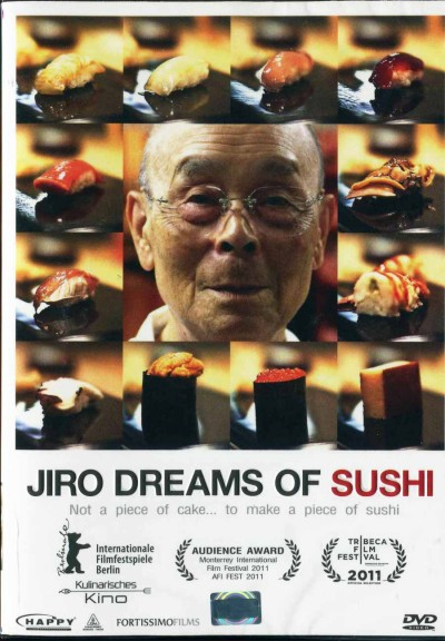 Jiro Dreams of Sushi | myfoodistry
