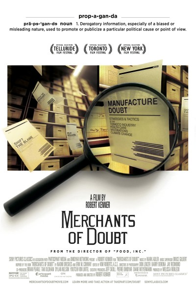 Merchants of Doubt | myfoodistry