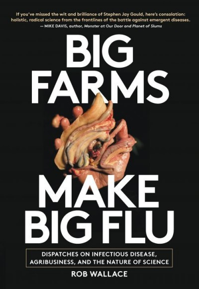 myfoordistry - traditional cooking and modern inspiration - big farms make big flu