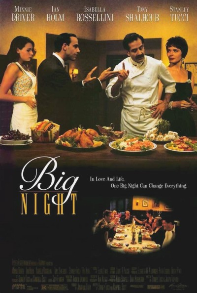 myfoodistry - traditional cooking and modern inspiration - big night film trailer