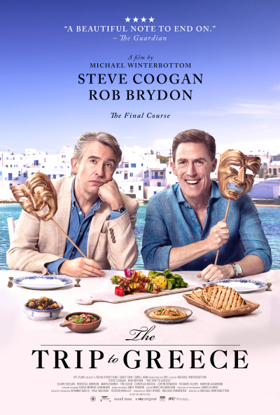myfoodistry - traditional cooking and modern inspiration - the trip to Greece Steve Coogan