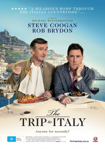 myfoodistry - traditional cooking and modern inspiration - the trip to Italy 2014 Steve Coogan